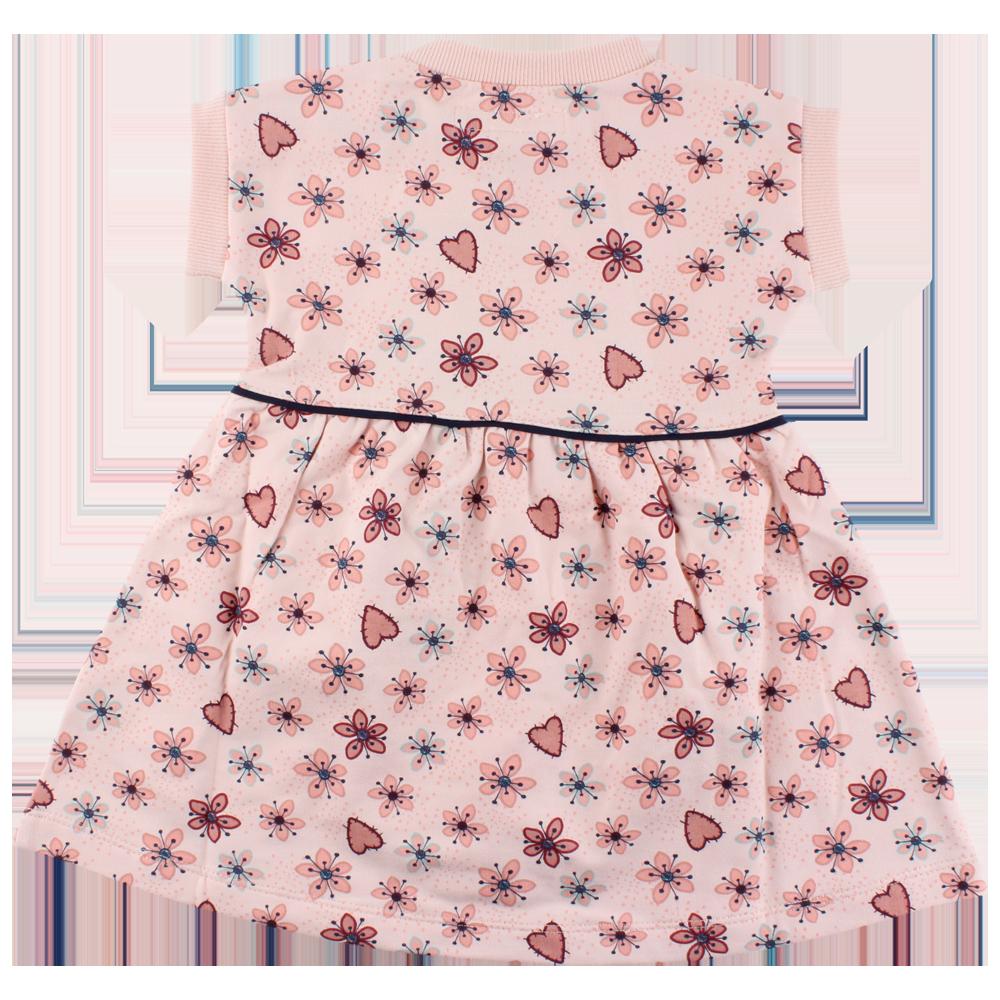En Fant kjole med roser